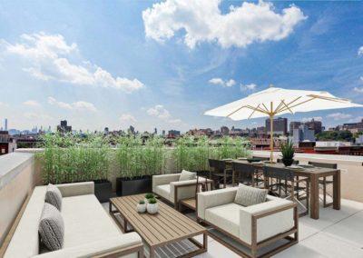 215 W 122nd Street Rooftop