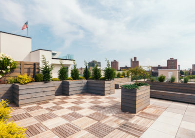 Common Macy Apartments Rooftop